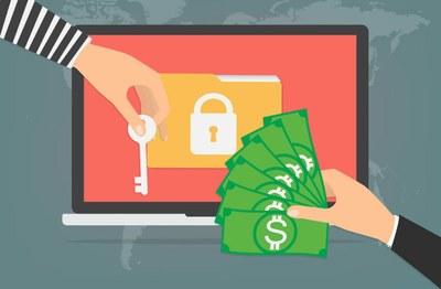 93% de emails de phishing agora são de ransomware