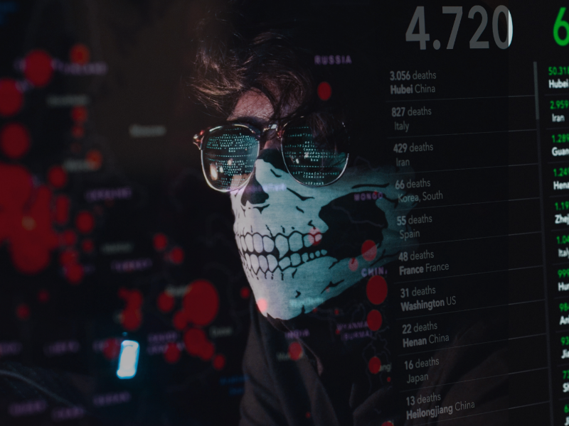 ALERTA: Golpes cibernéticos em massa usando a PANDEMIA como pretexto