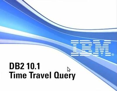 Como utilizar o recurso de Time Travel Query - DB2 10.1 LUW