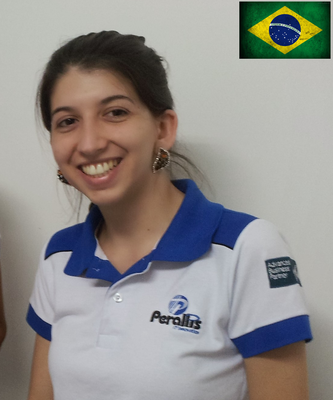 DBA Mariana da Perallis está na semifinal do DB2 Got Talent