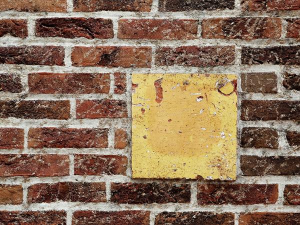 Tape os buracos do muro antes que venha o ladrão e entre por um deles