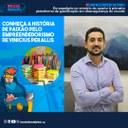 Vinicius Perallis, da papelaria no armário até o Hacker Rangers