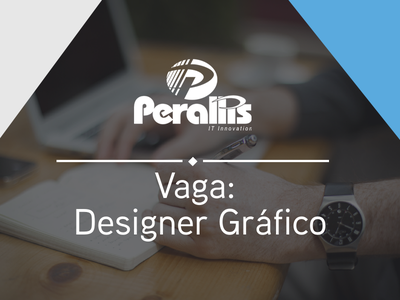 Vaga: Designer Gráfico